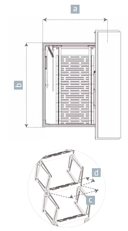 Roof Loft Ladder Terrace Retractable Ladder